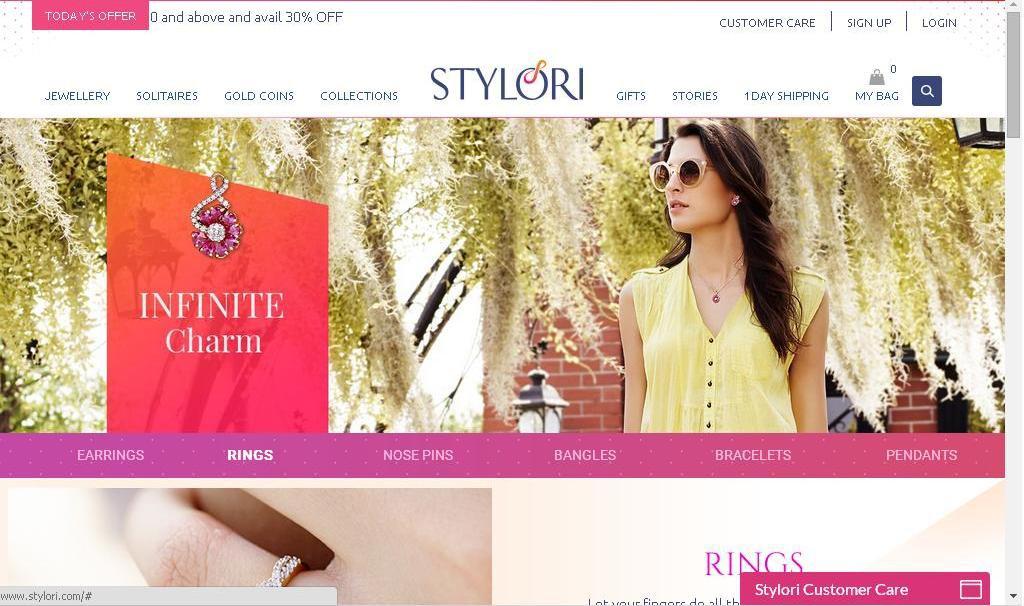 stylori launch