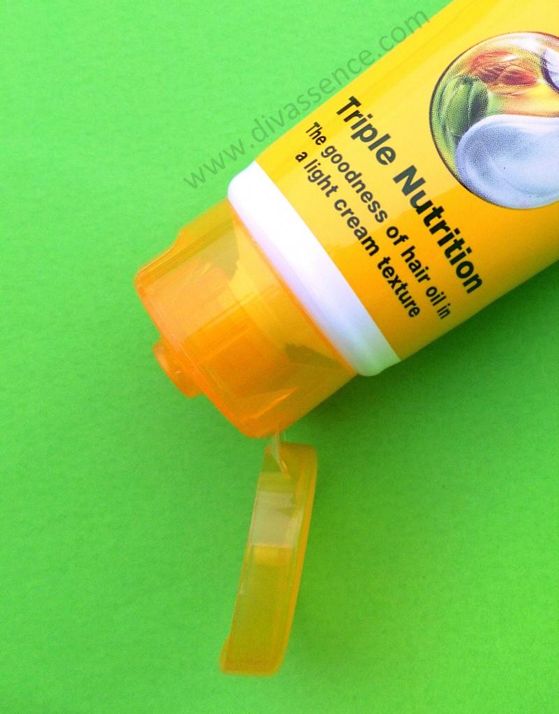 Garnier Oil in Cream Review