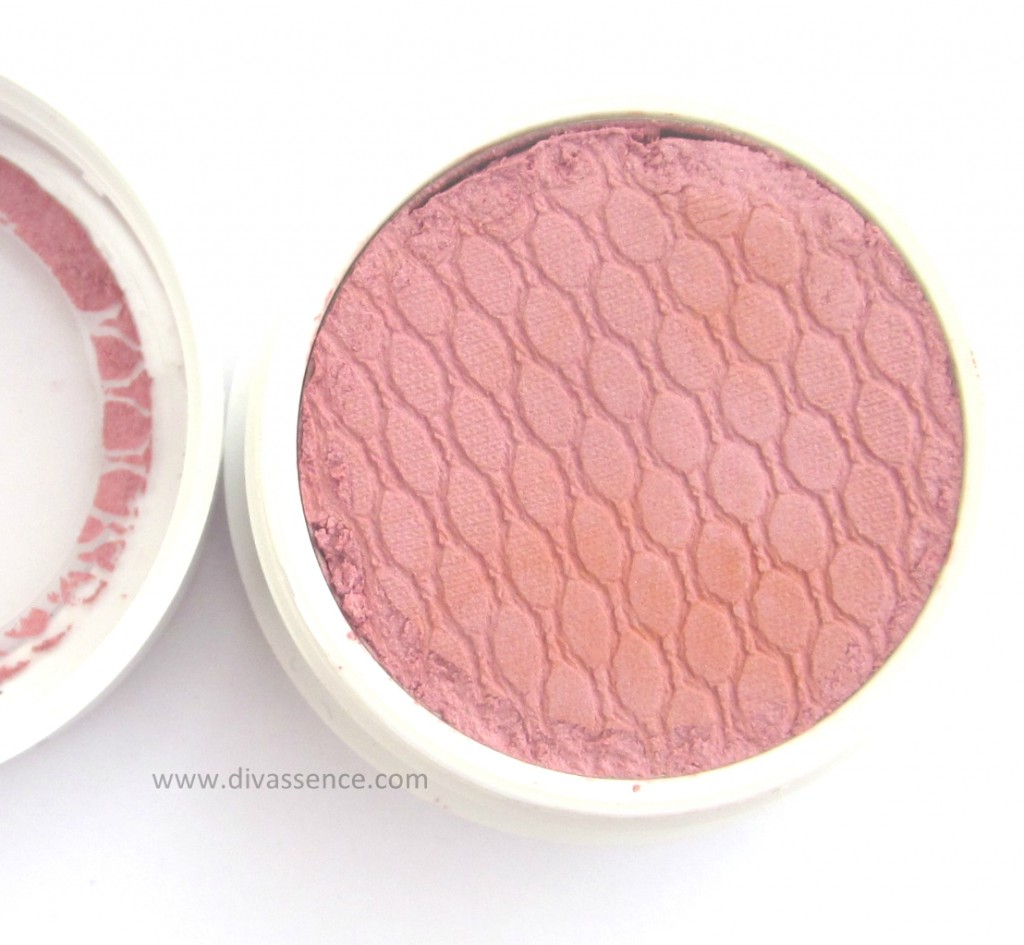 Colourpop Prenup blush review and swatch
