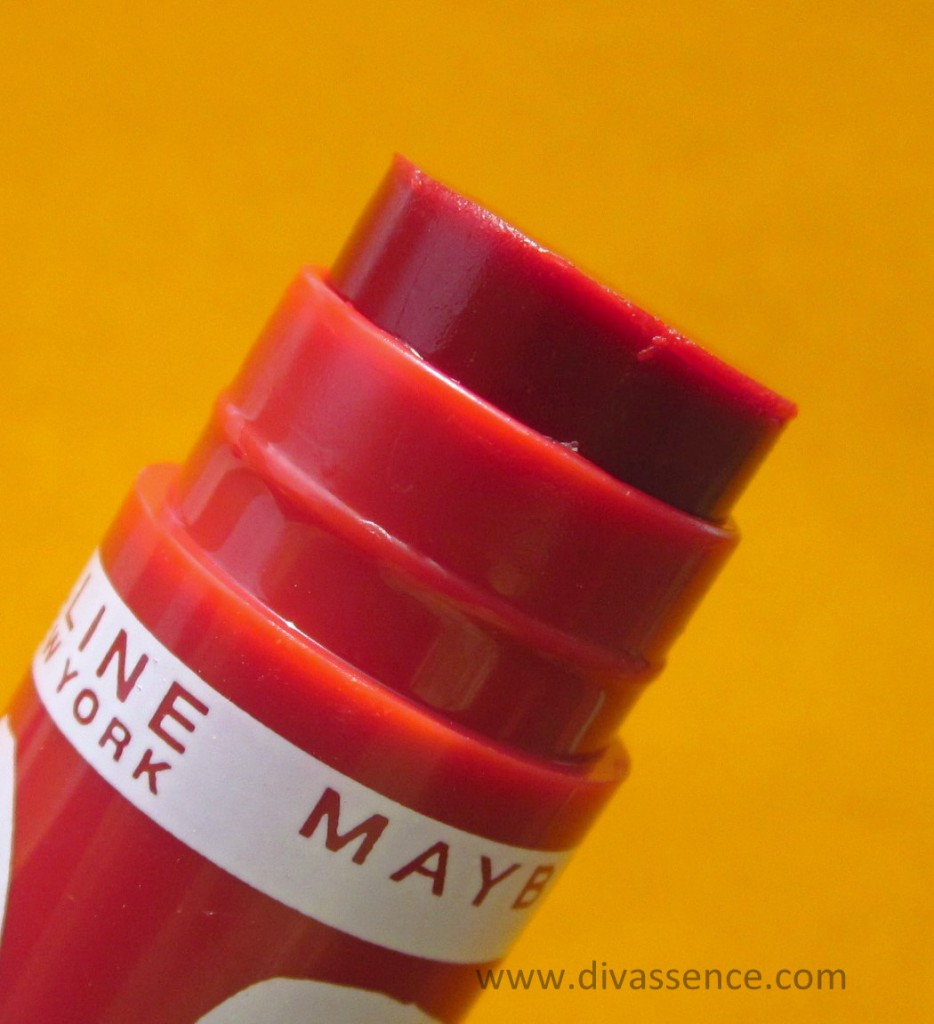 Maybelline Baby Lips  Spiced Up Lipbalms Berry Sherbet Review best lipbalm India