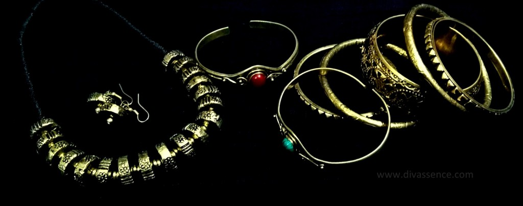 Bohemian Jewellery, Fab India Haul Chennai