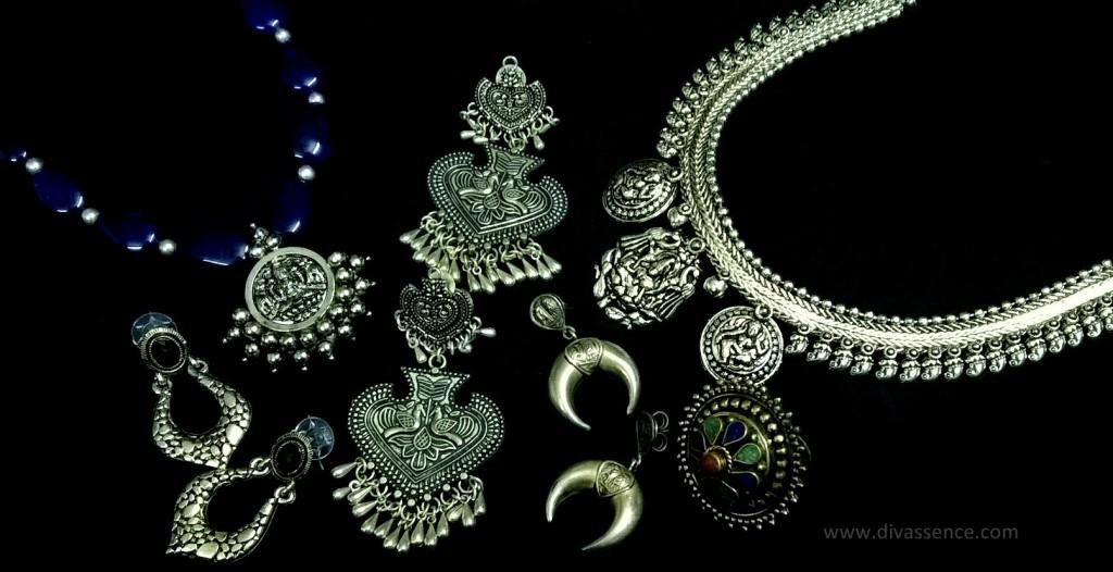 Silver Jewellery, Bohemian Jewelry Haul