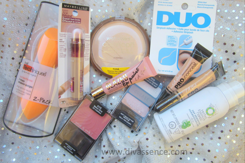 American Drugstore Haul, Black Friday Haul, Holiday Haul