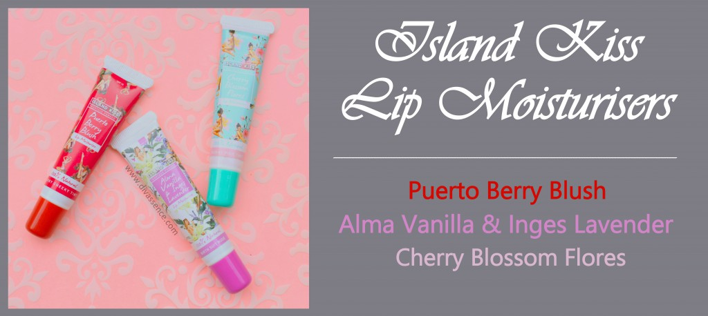 My Island Lip Moisturisers price, review, where to buy
