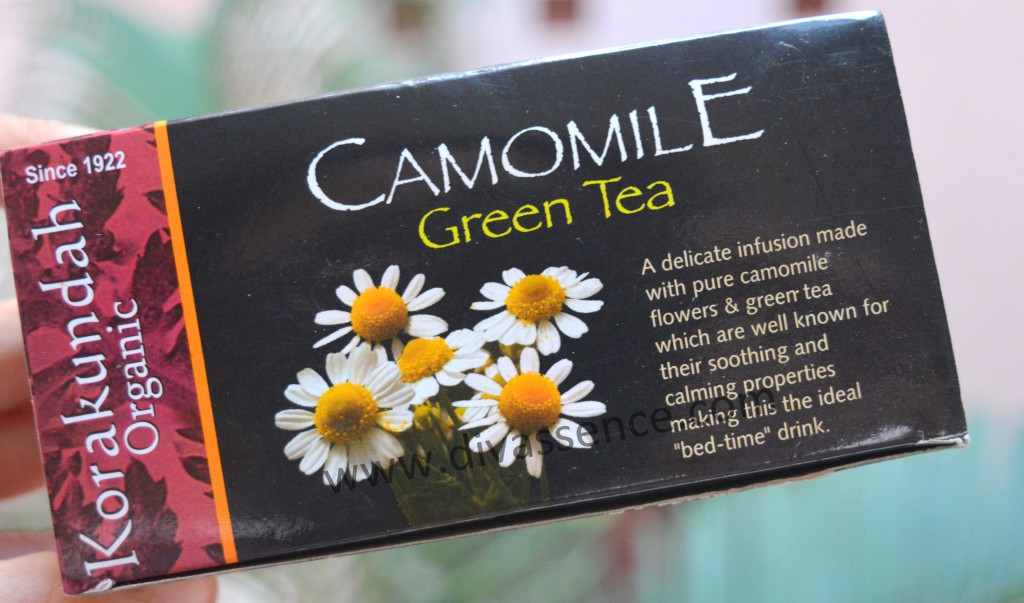 chamomile tea, shop chamomile tea in india, diy face mask recipe